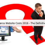 2016 Ecommerce Website Development Costs